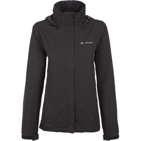 VAUDE Escape Light Jas Dames, black